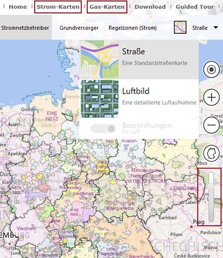 Plz Karte Deutschland Kostenlos Download.Hinweise Zur Nutzung Von Www Netze Und Versorger De